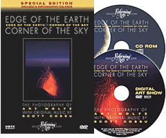 Edge of the Earth Corner of the Sky package